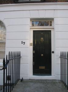 door of 17