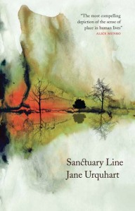 book cover Sanctuary Line