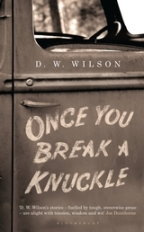 cover of Once You Break a Knuckle