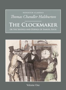 cover of The Clockmaker