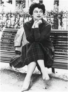 Mavis Gallant in 1959