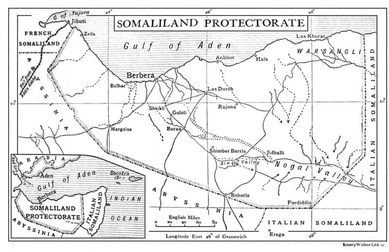 Somaliland Protectorate