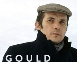 Glenn Gould album photo