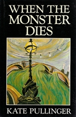 cover of When the Monster Dies