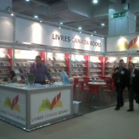 Canadian Buzz at the London Book Fair 2013