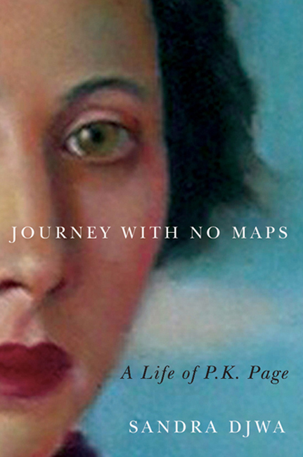 Journey With No Maps book review
