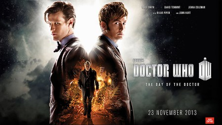BBC image for Day of the Doctor 50th anniversary special
