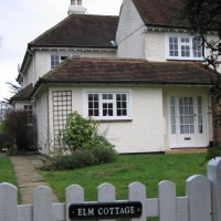 Elm Cottage, Penn, continued