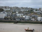 grey skies St Ives