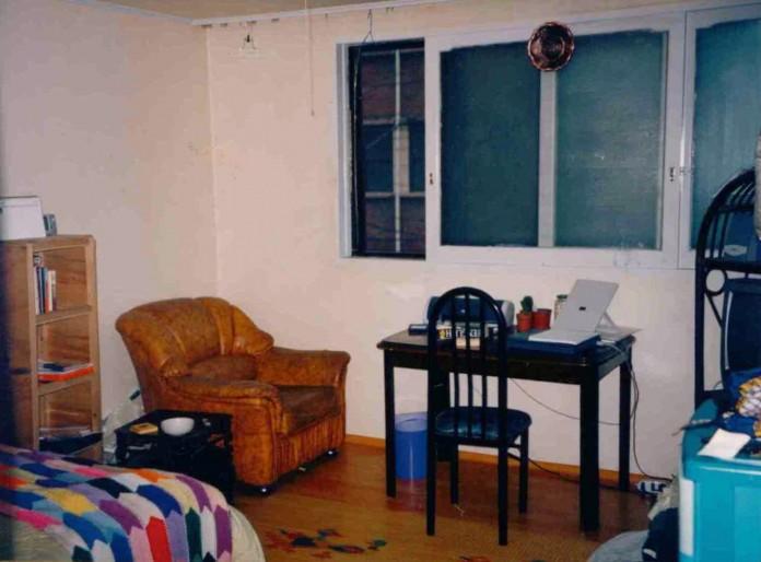 a teacher's room