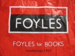 Foyles bag
