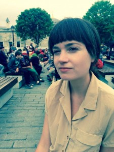 Eliza Robertson in Istanbul (Kathryn Cass)