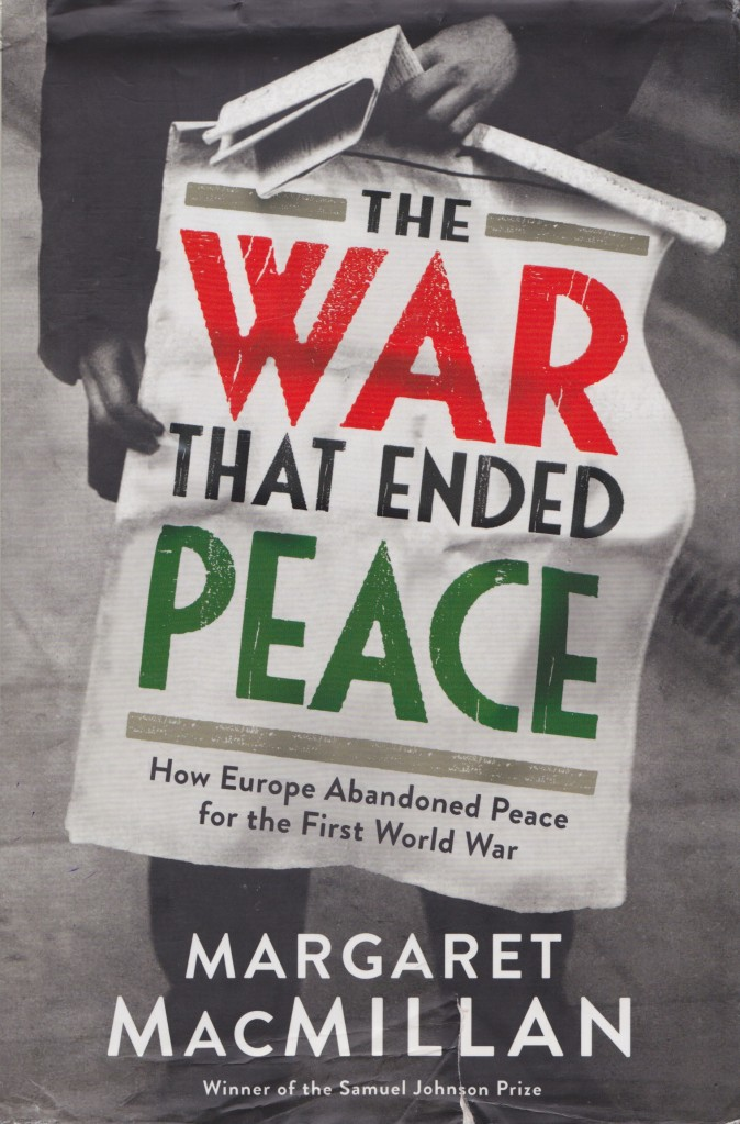 Review of The War That Ended Peace