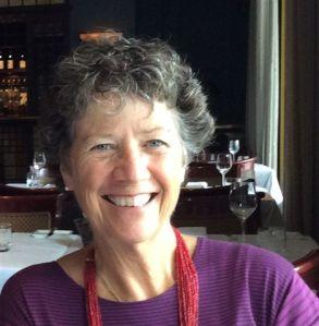 Isabel Huggan in 2014 (Elizabeth Hay)