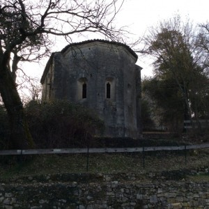 Le prieuré de Carluc