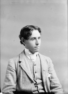 Archibald Lampman (MIKAN 3217974 Credit: Topley Studio Fonds / Library and Archives Canada / PA-025725