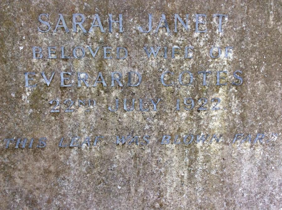 Duncan's grave