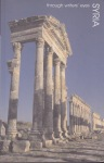 trade paperback Eland London 2006; cover image Palmyra Ruins copyright Ed Kashi/CORBIS ; dm-scan
