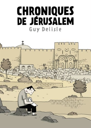 cover image courtesy of Guy Delisle