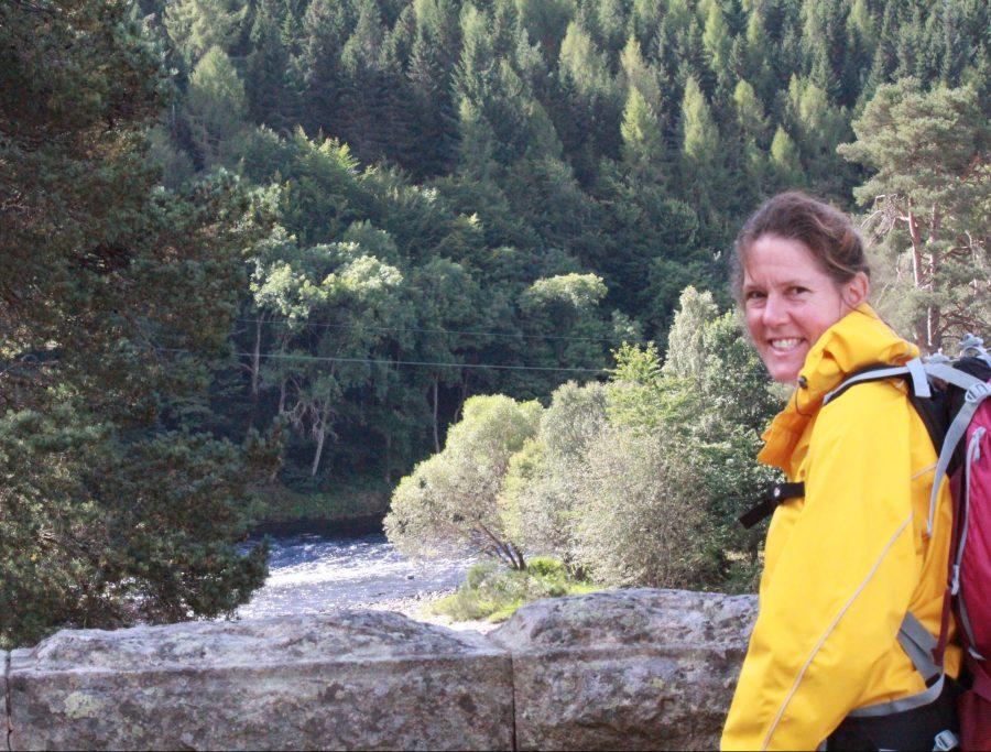 Louise Ells in UK