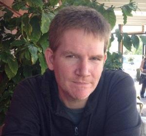 Antony Millen (photo: Mary Millen)