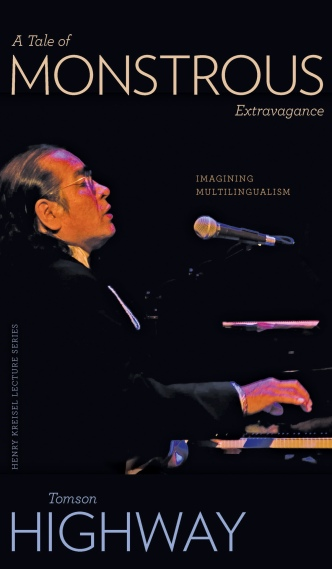 Tomson Highway cover