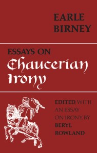 essays-on-chaucerian-irony